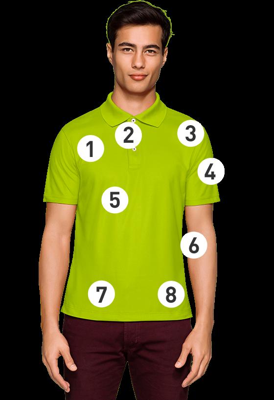 Hakro Shirts Details