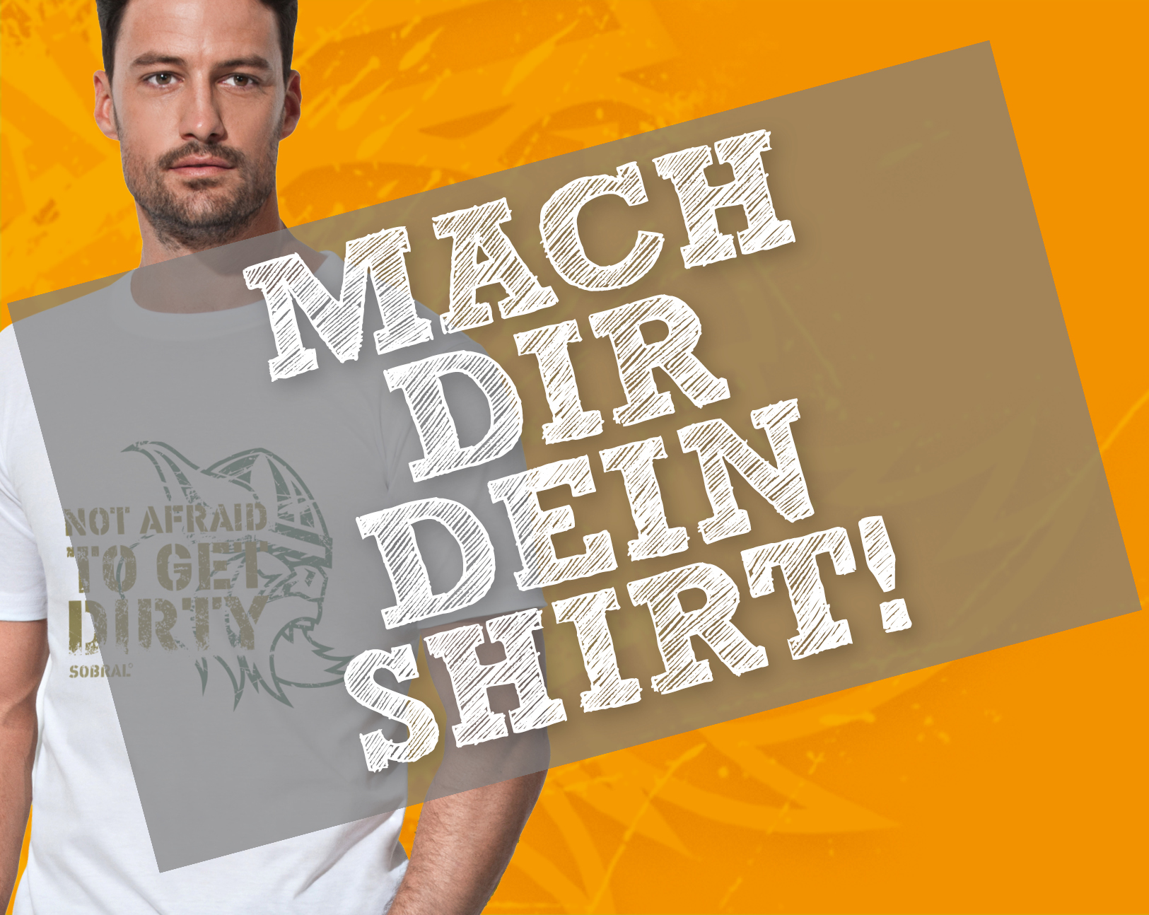 Mach dir dein Shirt!